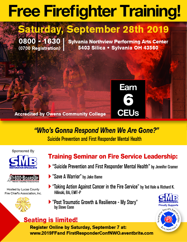 Free Firefighter Training information!