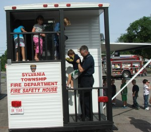 Safety Town Fire House