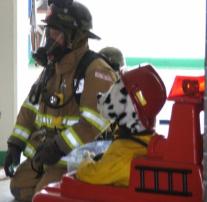 Safety Town Fire dog